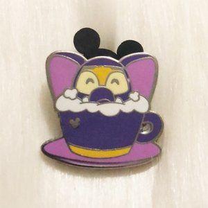 🔮 5/$25 Zootopia Finnick Latte Pin